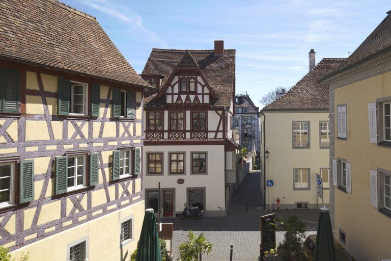 Architekturfoto Anjana Perera - Konstanz Niederburg