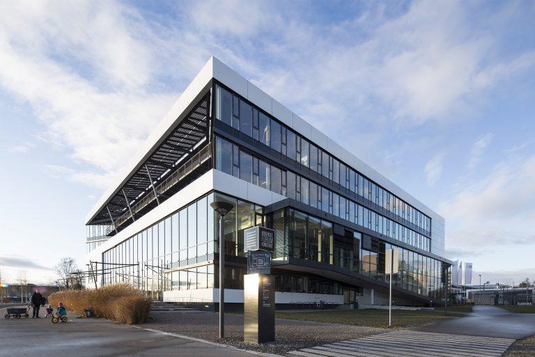 Architekturfoto Anjana Perera - Bodenseeforum-Konstanz