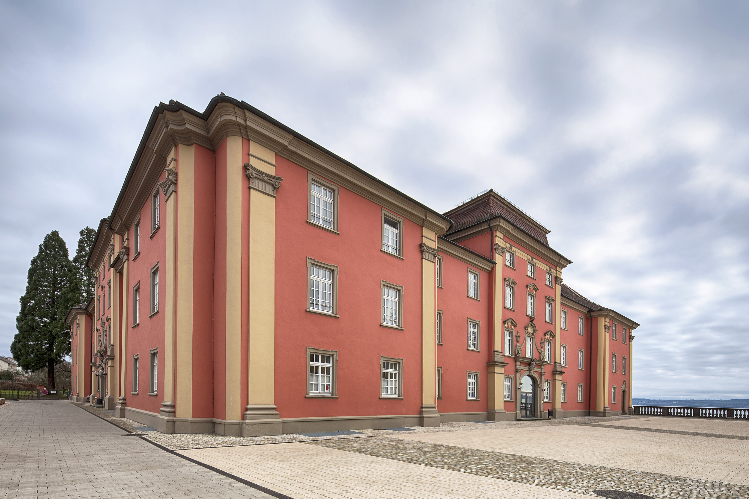 Architekturfoto Anjana Perera - Droste-Hülshoff-Gymnasium Meersburg