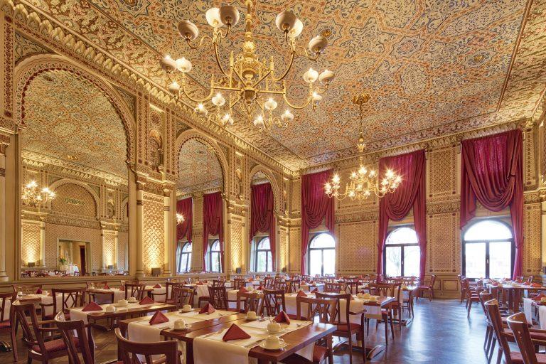 Architekturfoto Anjana Perera - Maurischer Saal - Hotel Halm Konstanz
