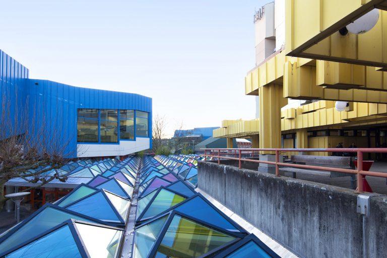 Architekturfoto Anjana Perera - Universität-Konstanz