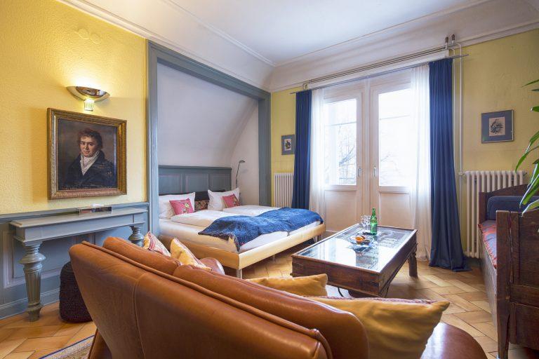 Architekturfoto Anjana Perera - Hotel Villa Barleben