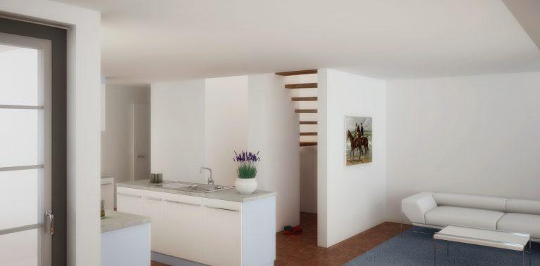 Anjana Perera Visualisierung - MFH in Fehraltorf - Sommerhaus AG, Steinhausen